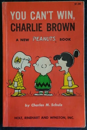 You Can't Win, Charlie Brown - You Can't Win, Charlie Brown